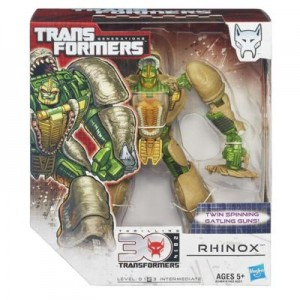 Hasbro Toy Shop Has Rhinox And Double Dealer On Preorder