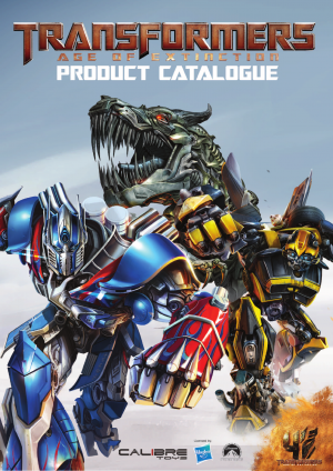 Transformers News: Calibre Toys Transformes: Age of Extinction Product Catalog