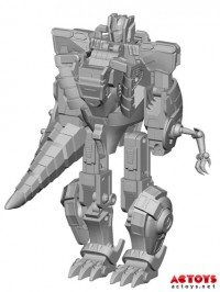 Third-party Dino-combiner on the Horizon?
