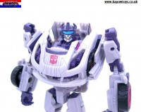 Transformers News: Pictorial Reviews: Takara Tomy Transformers Prime Generations TG-01 Optimus Prime and TG-02 Jazz
