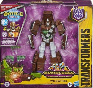 Stock Images and Product Listings for Cyberverse Battle Call Toys