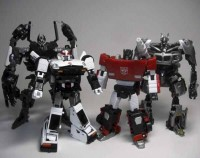 Transformers News: New Scale Image: Takara Tomy Transformers Masterpiece MP-17 Prowl