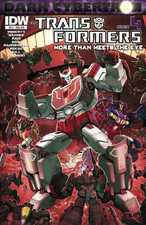 Transformers News: Sneak Peek: Transformers: More Than Meets The Eye #24