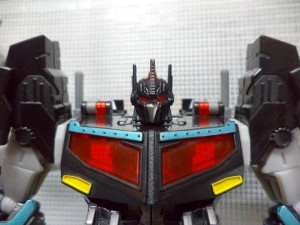 Transformers News: In-Hand Images: Takara Tomy Transformers Go! Hunter Nemesis Prime