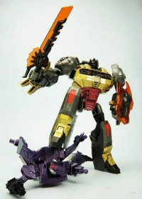 Transformers News: In-Hand Images: Takara Tomy Transformers Generations TG-19 Grimlock