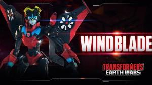 Transformers: Earth Wars Spotlight Video Windblade