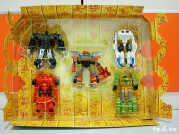 Transformers News: New images of Transformers ROTF Straightaway Shootout Legends 5-pack!
