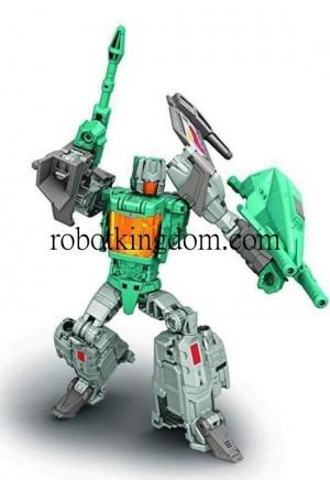 Robot Kingdom Pre-Order Titans Return Deluxe Class Brainstorm