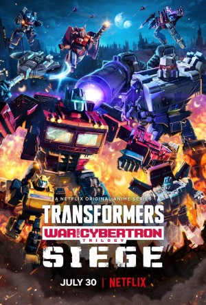 Final Trailer for War for Cybertron: Siege Netflix Series Released
