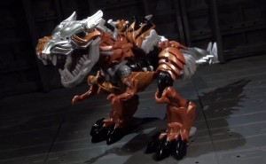 Transformers News: Video Review: Transformers Age of Extinction Voyager Grimlock