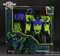 TFC Toys Exgraver In Package Images