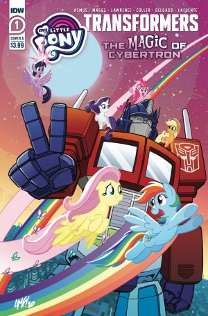Video Interview with the Creative Team of the My Little Pony / Transformers Series