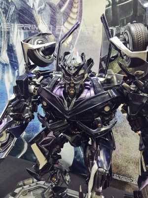 Prime 1 Studio Museum Masterline Barricade, Crosshairs, More at Tokyo Comic Con 2017