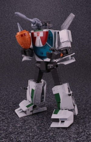 Transformers News: New Stock Images for Takara Tomy Masterpiece MP-20+ Wheeljack