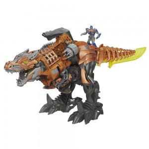 Transformers News: Toys'R'Us Unveils the 2014 #TRUHotToyList, Includes Stomp and Chomp Grimlock - Press Release