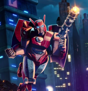 New Promo Images Released For Netflix Transformers Siege