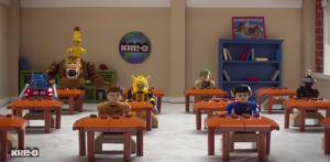Transformers News: New Kre-O Transformers Commercials