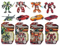Clearer Image of the Hasbro Asia Exclusive Deluxe Generations Figures