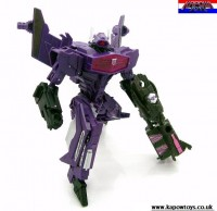 Transformers News: Pictorial Review: Takara Tomy Transformers Prime Arms Micron AM-29 Shockwave