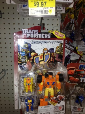 Transformers News: Transformers Deluxe Class Price Drop at Wal-Mart - $9.97