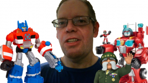 Transformers News: Transformers: Spotlight - Rick Sellers (voice of Optimus Prime?!?)