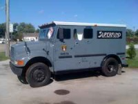 DOTM Decepticon Superfund Armored Truck for Sale on Craigslist