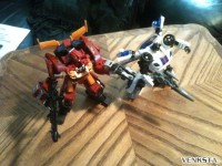 Renderform Teases New G1 Style Weapons for RtS Jazz and Protector
