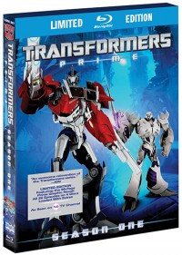 Transformers News: TRANSFORMERS PRIME: THE COMPLETE FIRST SEASON - on Blu-ray & DVD 3 / 6 / 12 **PRE-ORDER NOW!!**