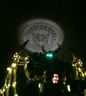 Transformers News: More Images of Soldier Story Toys Unicron Lamp