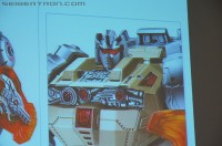 Transformers News: SDCC 2012 Coverage: Hasbro Transformers Brand panel