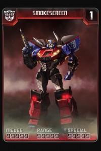 More Details on Transformers Legends Mobile Device Card Battler