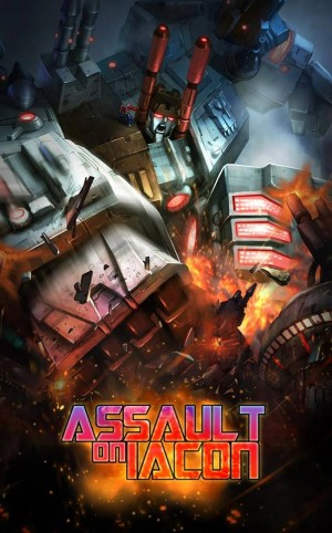 "Transformers: Legends ""Assault on Iacon"""