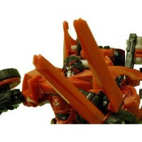 Transformers News: Images of Takara Transformers ROTF Swerve