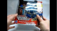 Transformers News: Robots In Disguise Powerizers (Voyager Class) Thundertron Video Review
