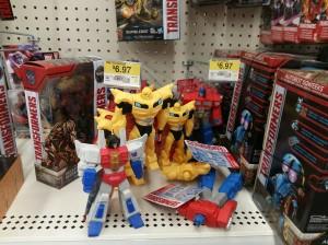 SDCC 2013 Exclusive Transformers Titan Guardians Found at Walmart Canada