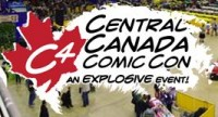 Transformers News: Details on the Central Canada Comic Con (C4)
