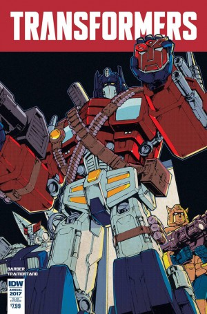 Transformers News: Review of IDW Transformers Annual 2017: Ghost Stories