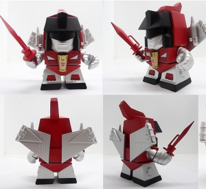 Transformers News: The Loyal Subjects Wave 3 Swoop and Blitzwing Revealed