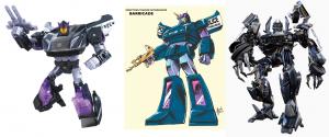 Transformers News: Transformers Artist Guido Guidi Confirms his Involvement in Siege Barricade's Design