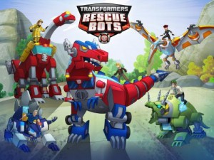 Transformers: Rescue Bots Episodes 5 and 6 Descriptions and Titles
