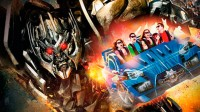 Transformers News: Transformers The Ride Scene-by-scene Preview