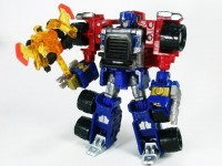 Transformers News: The Science and Madness Behind Transformers Power Core Combiners
