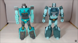 Transformers News: Video Review of Takara Tomy Transformers Legends LG46 Targetmaster Kup