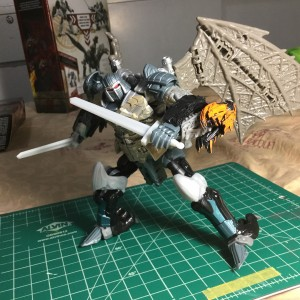 In-Hand Images of Transformers: The Last Knight Leader Dragonstorm, with Stormreign & Dragonicus