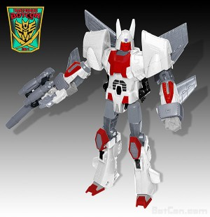 Transformers News: BotCon 2014 Pirates vs. Knights Ferak and Tornado Revealed