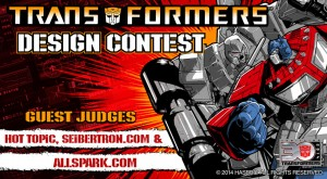 Transformers News: Transformers Art Design Contest - Now Open!