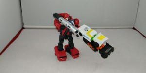 Video Review Of Transformers War for Cybertron: Earthrise Deluxe Class Cliffjumper