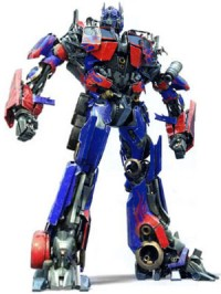 Transformers News: New ROTF Leader Prime Version 2 Toy Image