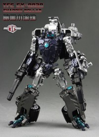 Transformers News: TFCToy Product Images: TFC EX-002 Rollars and TFC 005 Guns