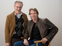 Transformers News: Michael Bay and Steven Spielberg Hall of Fame Induction Videos